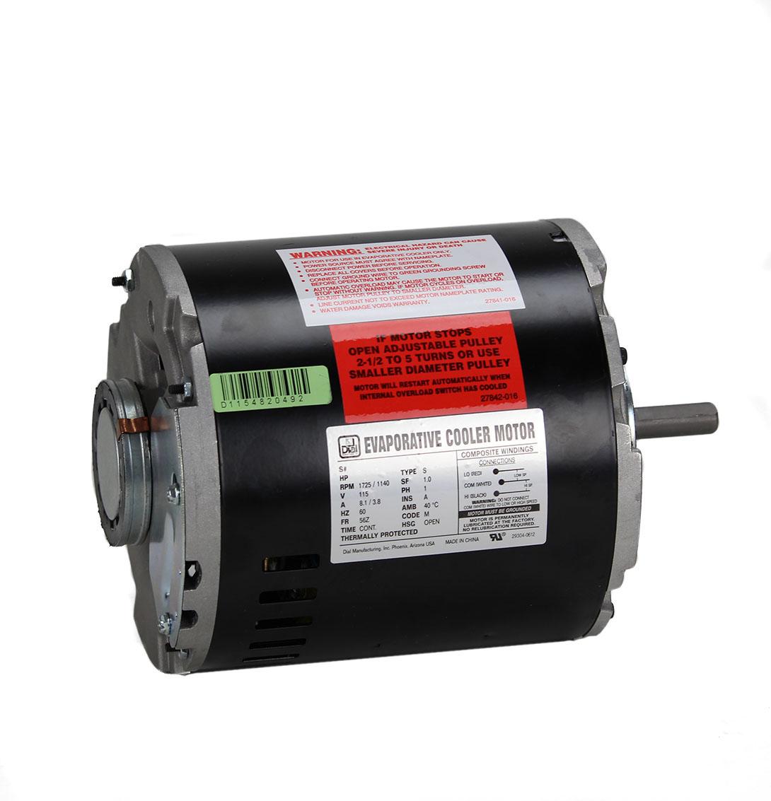 Hp motor dial manufacturing inc for Castellano electric motors inc