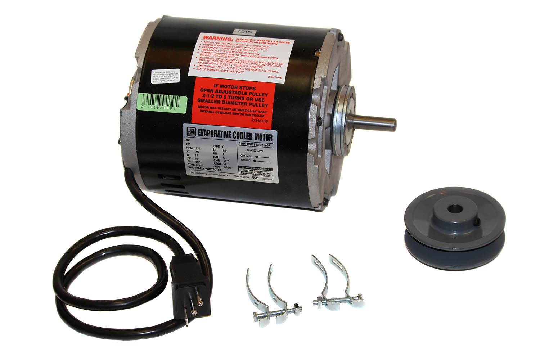 Hp motor kit dial manufacturing inc for Castellano electric motors inc