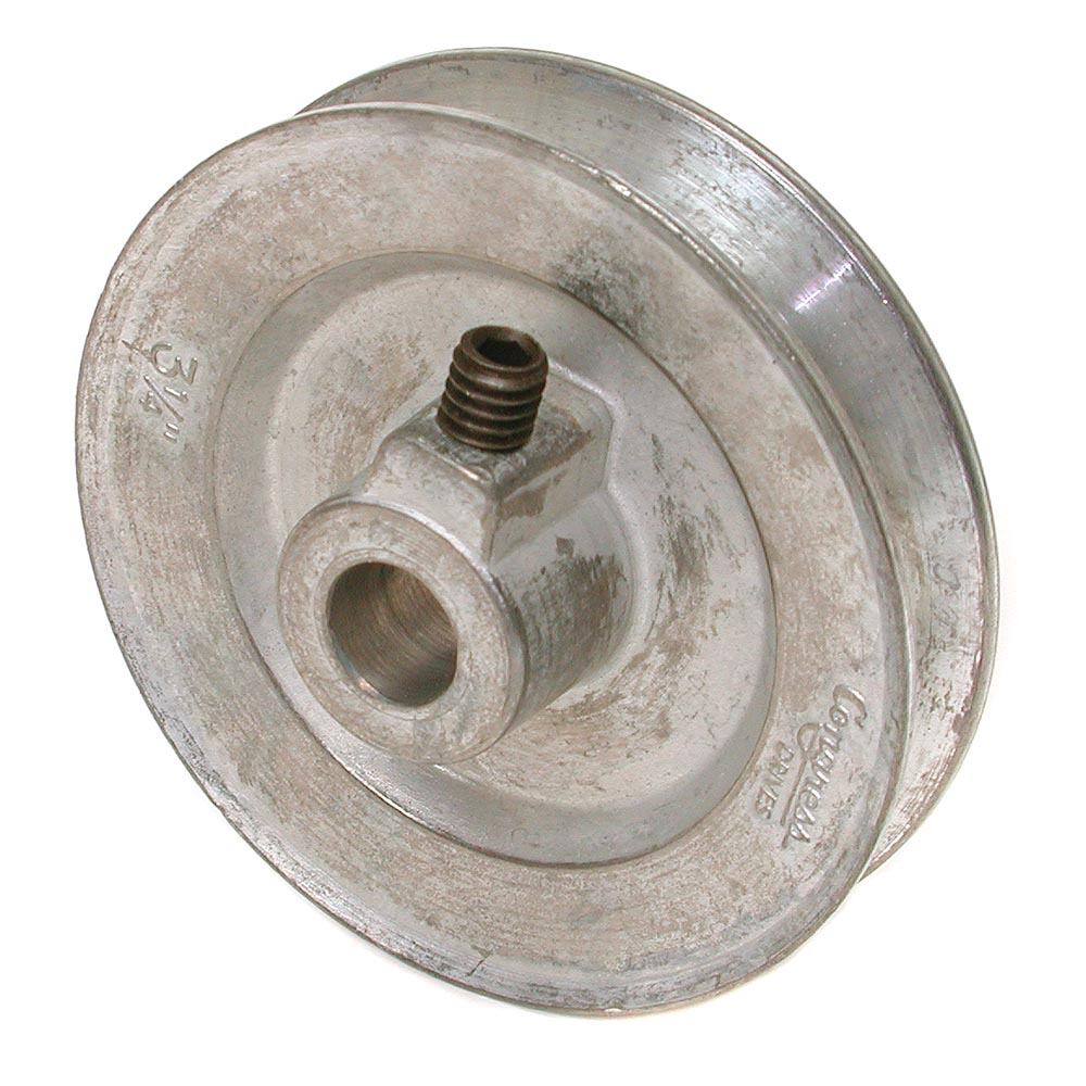 Fixed Motor Pulleys