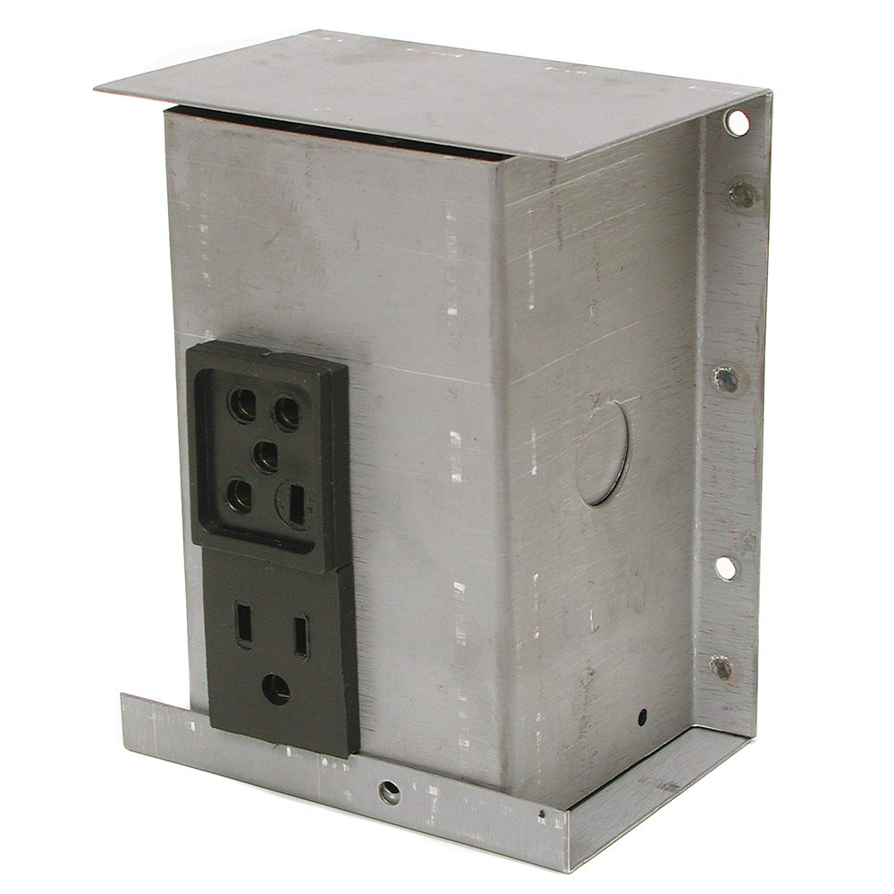 Junction Boxes & Terminals
