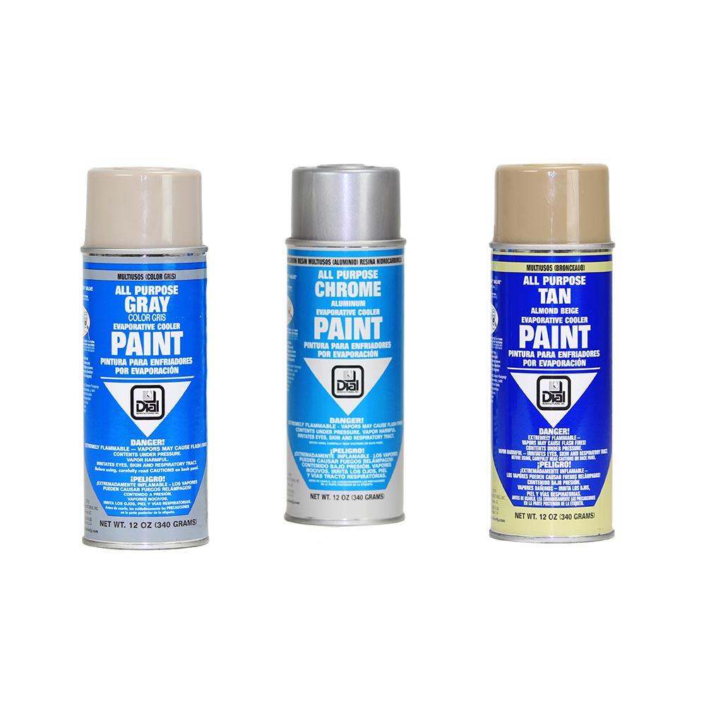 Aerosol Exterior Cooler Paint - Dial Manufacturing, Inc.